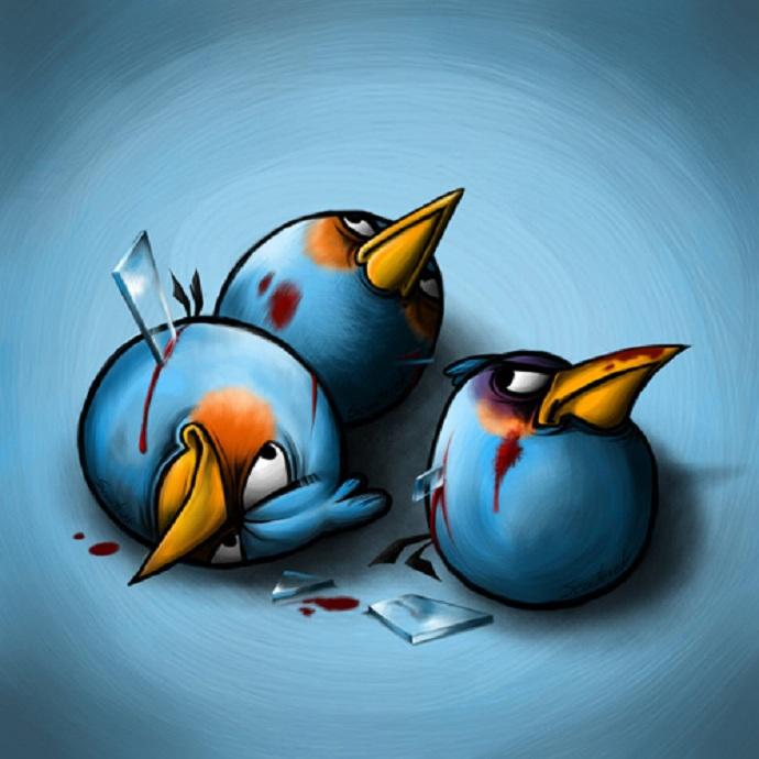 Angry Birds Twinz Apresenta